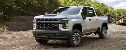 All New 2020 Silverado Heavy Duty Truck  Chevrolet