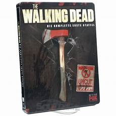 the walking dead die komplette erste staffel steelbook