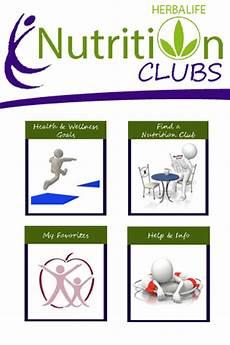 herbalife find a nutrition club app