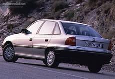 opel astra sedan specs 1992 1993 1994 autoevolution