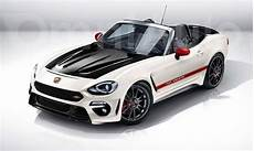 Abarth Is Fiat 124 Spider To Increase Sales