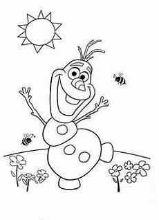 Frozen Malvorlagen Jepang Olaf Ausmalbilder Ausmalbilder F 252 R Kinder Ausmalbilder