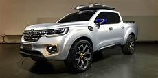 renault alaskan ute up and personal with the