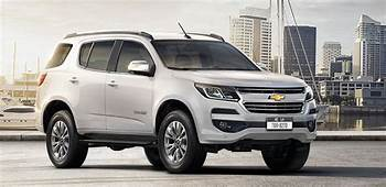 2018 Chevrolet Trailblazer LT Overview & Price