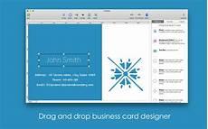 avery business card template 8859 blue penguin business card designer 2 62 macos
