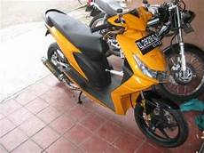 Variasi Motor Beat by Gambar Modifikasi Motor Beat Modification Gambar