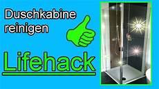 duschkabine kunststoff reinigen badezimmer umgestalten