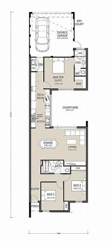 house plans for long narrow lots the citi narrow lot house plans narrow house plans