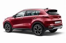kia sportage hybride new 2018 kia sportage tweaks include new mild hybrid