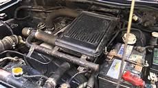 mitsubishi l200 2 5 td arranque y sonido motor