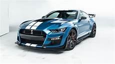 2020 Ford Mustang Shelby Gt500 Ford