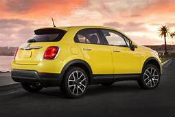 2018 FIAT 500X New Car Review  Autotrader