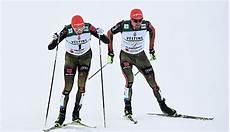 Johannes Rydzek Und Eric Frenzel Starten Im Teamsprint
