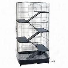 gabbia per roditori cincill 224 conigli furetti l 75 x p 50