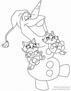 Malvorlagen Frozen Explorer Frozen Coloring Pages 3 Disneyclips