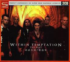 best of within temptation the best cd unofficial release