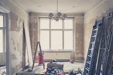 sanierung und renovierung vom staub beim sanieren und renovieren