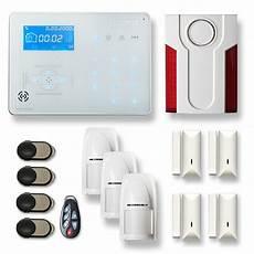 Maison Sans Fil Alarme Maison Sans Fil Rtc Ip Et Option Gsm B1 Alarmes