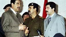 Irak Saddams Sohn Soll Eine Milliarde Dollar Geraubt