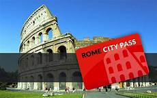 Rome City Pass Information