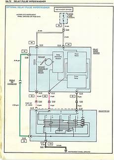 Wiring L Diagram 82 Chevy Truck by How To Test Wiper Motor For Ground Gbodyforum 78 88