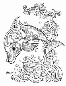 dolphin mandala coloring pages 2019 open coloring pages