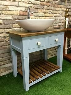waschtischunterschrank für aufsatzwaschbecken holz waschtisch diy bestseller shop f 252 r m 246 bel und einrichtungen
