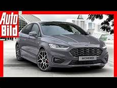 2019 ford mondeo ford mondeo facelift 2019 vorstellung details