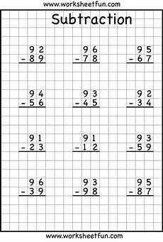 2nd grade math worksheet borrowing 962 best guided math images on guided math