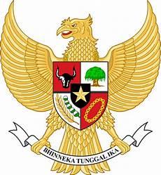 Gambar Burung Garuda Pancasila Lambang Negara Indonesia