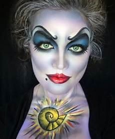 Make Up Ursula Mermaid X Ursula