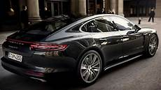 2017 Porsche Panamera Turbo S Executive