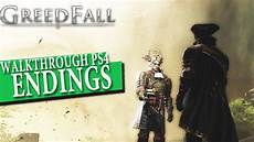 greedfall reveal everything en on mil said or say nothing greedfall gameplay walkthrough part 55 endings everyone dies lives happily ever after