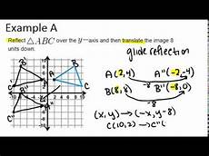 composition of transformations video geometry ck 12 foundation