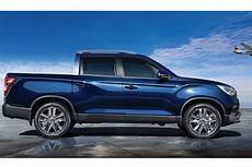 New Ssangyong Musso 2018 Driving Impressions
