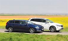 Volvo V60 Gegen Xc60 Kombi Oder Suv Autozeitung De