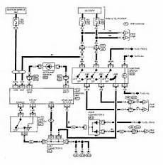 1996 nissan quest wiring diagram electrical system