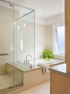 bad mit dusche und badewanne 120 moderne designs glaswand dusche archzine net
