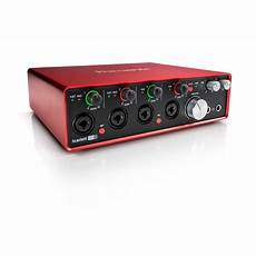 Focusrite 18i8 2nd Intermusic Pro