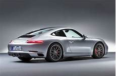 2015 Porsche 911 Facelift Revealed Autocar