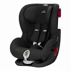 Römer Kindersitz 9 18 - britax r 246 mer kindersitz king ii ls black series design