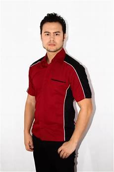 jual seragam kombinasi kemeja seragam baju kerja seragam drill baju pdh di lapak top star