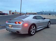 silver 2011 chevrolet camaro ss v8 automatic for sale