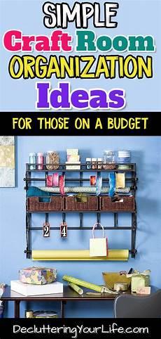 craft room organization unexpected creative ways to