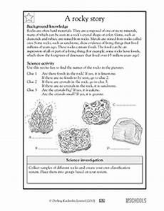 rock detective 3rd grade 4th grade science worksheet greatschools