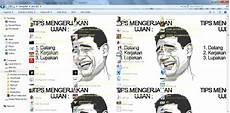 Cara Memberi Gambar Background Pada Folder Sekedar Info