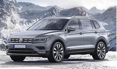 New Volkswagen Tiguan Allspace Car Configurator And Price