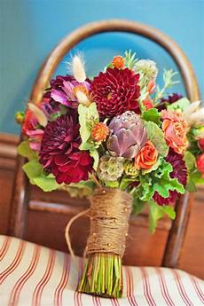 36 Fall Wedding Bouquets For Autumn Brides Wedding Forward