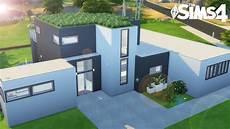 exemple maison moderne d 233 co co sims4 01 maison moderne