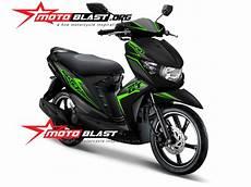 Soul Gt Modif by Modif Striping Yamaha Mio Soul Gt Terbaru 2014 Motoblast